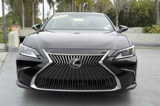 Neatly Used 2019 Lexus ES 350 FWD 4D Sedan